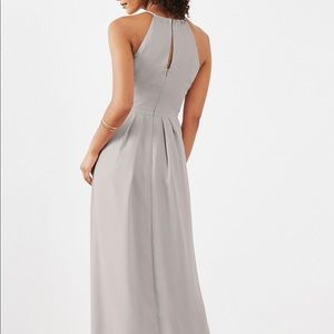 Weddington Way Isabelle dress in gray